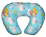 Montu Bunty Nursing Pillow with Slipcover (5 in 1) - A Boppy Alternative