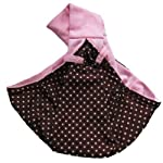 Dogloveit Chico Reversible Pet Sling Carrier, Pink 8