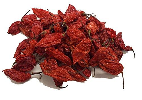 Naga Bhut Jolokia / Ghost Pepper Superhot Chilli - CHILLIESontheWEB 10g Test