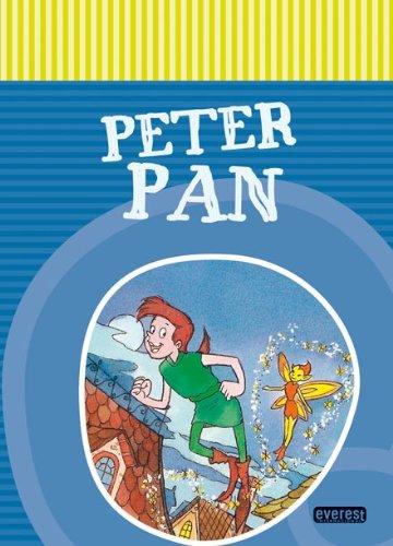 Peter Pan (Cometa roja grande (Inglés))