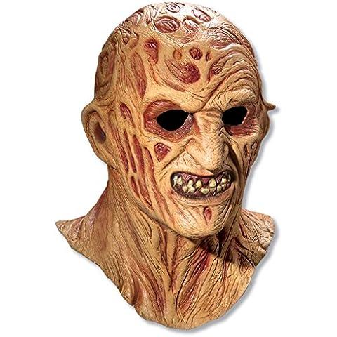 Rubie's - Máscara de látex de Freddy Krueger para adulto