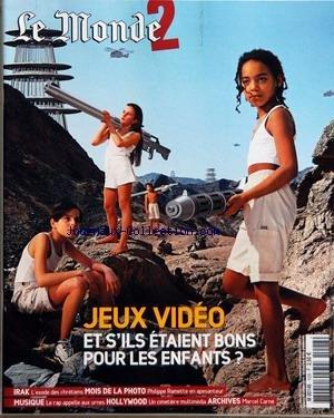MONDE 2 (LE) [No 141] du 28/10/2006 - JEUX VIDEO -...