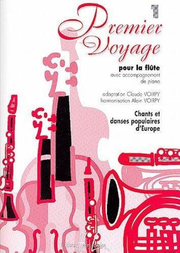 Premier voyage Volume 1 par Alain Voirpy