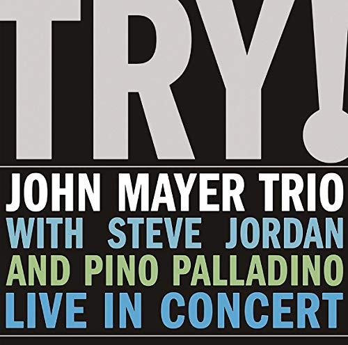 Try! Live In Concert (Limited) (Live Mayer La John In)