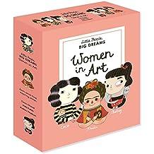 Little People, BIG DREAMS: Women in Art