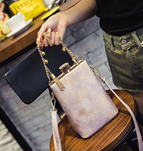 QPALZM Borse Da Donna Borse A Tracolla Pantaloni Moda Borse Donna Borsa Messenger 2017 Borsa A Tracolla Blue