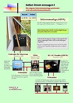 selbst strom erzeugen i die eigene solarstromanlage preiswert und umweltschonend bauen ebook. Black Bedroom Furniture Sets. Home Design Ideas