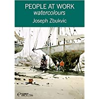 People at Work Watercolours DVD with Joseph Zbukvic