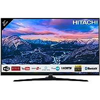 "Téléviseur HITACHI 32HE4000 32"" (80cm) 16/9 Full HD 1080p / Smart TV/Netflix / Youtube/WiFi / 3 HDMI/FRANSAT / USB/Alexa / Bluetooth"