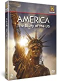 America:  The Story of the US (3 Disc Box Set) [DVD]