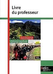 Histoire-Géographie-Education civique et morale Term Bac Pro : Livre du professeur