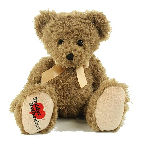 40 cm, sitzend, Plüschteddybär, Plüschtier, Exclusiv-Teddy (Große Teddybären Billig)