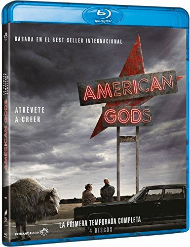 American Gods (Tv) – Temporada 1 [Blu-ray] 51zmfhNuoUL