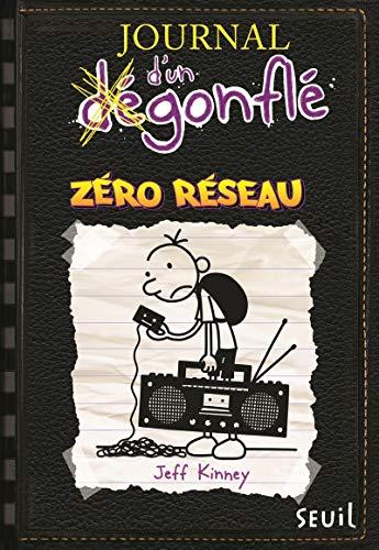 Journal d'un dégonflé - tome 10 Zéro réseau (10) par Jeff Kinney