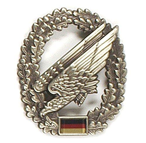 ABL BW Barettabzeichen Bundeswehr, Verschiedene Truppengattungen Farbe Fallschirmjäger