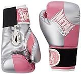 Metal Boxe MB480 - Guantes de boxeo para entrenamiento, color rosa, talla 10 oz