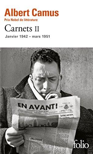 Carnets (Tome 2-Janvier 1942 - mars 1951) par Albert Camus