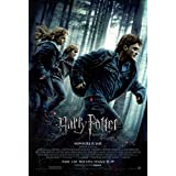 Harry Potter And The Deathly Hallows (C) Movie Poster For Office, Schools | Walls, Doors, Study Rooms, Bedrooms, Halls | Inspirational Motivational Quotes Signs-Sayings | Actors Footballer Movies Singers Legends, Superstars And Sports Players | Funny Art