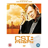 CSI: Miami - Complete Season 8