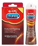 Durex Natural Feeling Vorteilsset - Klein mit 2 Artikeln