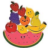 Elfen und Zwerge Frucht Balance Kinderspiel Lernspiel Baby Spiel Früchte Geschicklichkeitsspiel Einkaufsladen Sommer Mädchen Jungen Kleinkind Geb