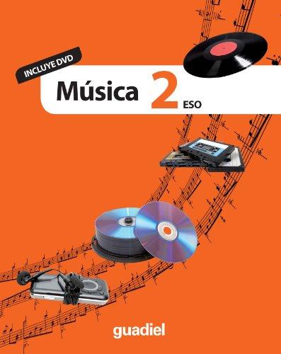 MÚSICA 2 ESO (INCLUYE DVD) - 9788483793336