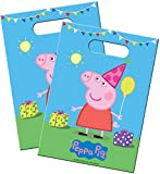 Folat 8 Partytüten * Peppa Pig * für Kindergeburtstag und Mottoparty