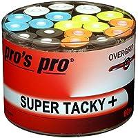 Pros Pro Super Tacky Banda antideslizante para raqueta 60 unidades de colores