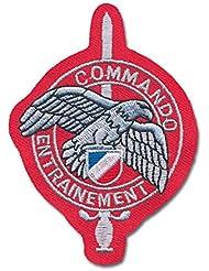 Insigne Commando Entrainement rouge