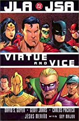 JLA/JSA: Virtue and Vice (Justice League (DC Comics)) by Geoff Johns (2002-11-01)