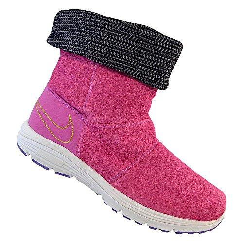 Nike - Dual Fusion Jill Boot GS - 525261501 - Couleur: Rose - Pointure: 36.0