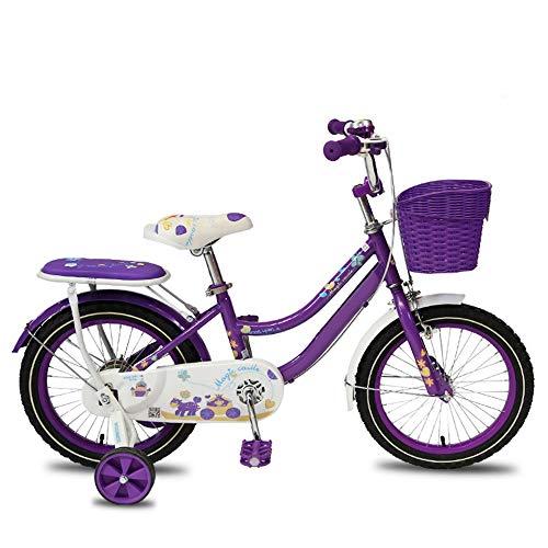 YUMEIGE Kinderfahrräder Kinderfahrräder mit Stützrädern Freestyle-Fahrrad 12