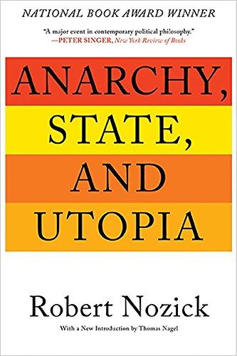 Anarchy, State, and Utopia por Robert Nozick