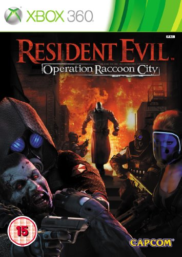 Resident Evil : operation Raccoon city [import anglais]