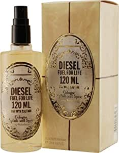 Diesel Fuel For Life By Diesel For Women Edt Spray 4 Oz
