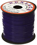 Pepperell Rexlace Plastic Craft Lace, 3/81,3 cm Ampia Purple