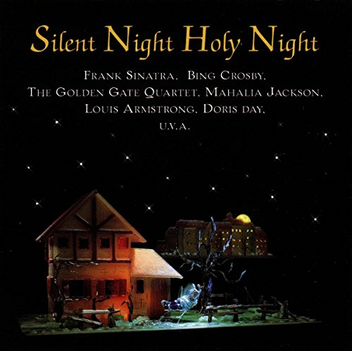 Silent Night-Holy Night - Weihnachts-cd Day Doris