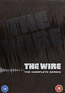 The Wire - The Complete Series 1-5  [Import anglais]