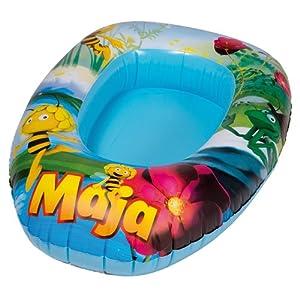 Happy People - Juguete acuático Hinchable La Abeja Maya Abeja Maya