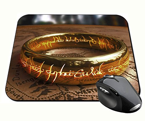 Preisvergleich Produktbild Herr der Ringe THE LORD OF THE RINGS A Badteppich Mousepad PC