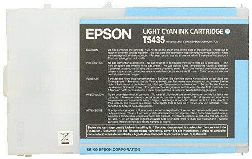 Epson T5435 Tintenpatrone, Singlepack, cyan