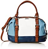 Tom Tailor Acc Women's Juna Shoulder Bag, Multi-Colored (Blau),