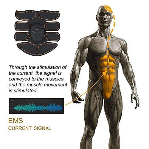 Zoom IMG-1 zhenrog elettrostimolatore muscolare ems suscolo