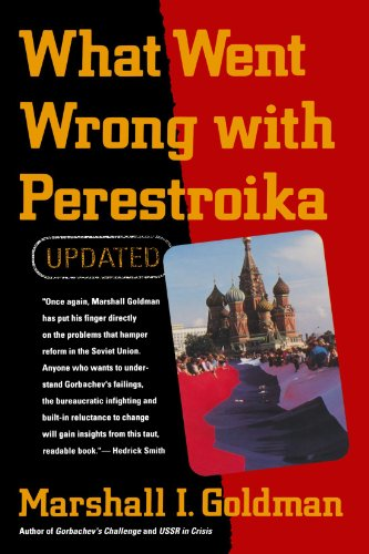 What Went Wrong with Perestroika (Updated)