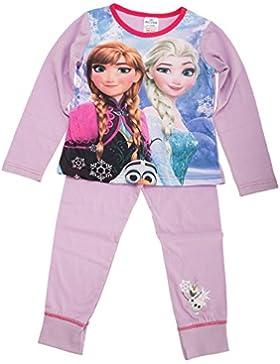 Disney Frozen - Conjunto de pijama de Princesa para niñas