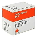 Ferro Sanol gyn hartkapsel mit msr.überz.pellets 100 stk