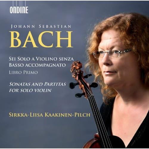 Violin Partita No. 1 in B Minor, BWV 1002: VII. Tempo di Bourree