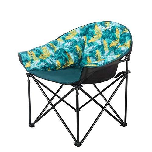 Tragbarer Strandparkstuhl Freizeit Angelstuhl Lazy Chair ()