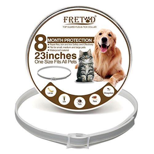 Zoom IMG-1 fretod collare antipulci per cani