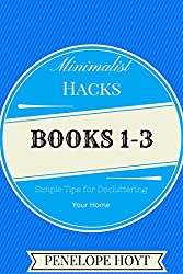 Minimalist Hacks Book Bundle: Kitchen, Living Room, and Bathroom Decluttering Tips (English Edition)